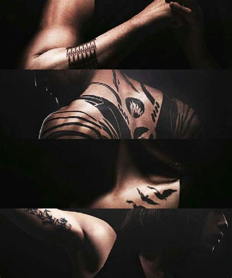 divergent tattoos tris divergent tattoos i m a fan of four s tobias