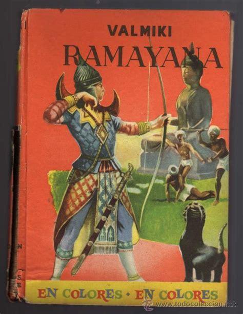 imagenes sensoriales del ramayana ramayana y mahabharata valmiki colecci 243 n cl 225 comprar