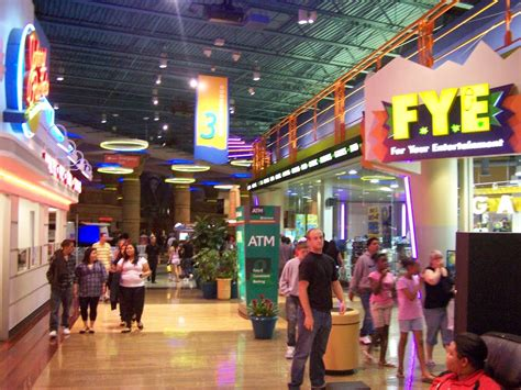 arundel mills mall panoramio photo of in front of fye at arundel mills