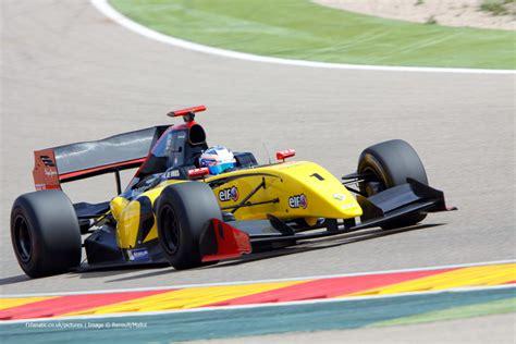 Formula Renault 3 5 nyck de vries dams motorland aragon formula renault 3 5