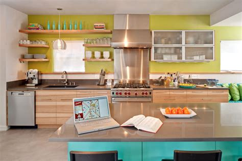 kitchen island ideas home trends 2013 bright bold and 5 kitchen remodeling trends that are here to stay for now