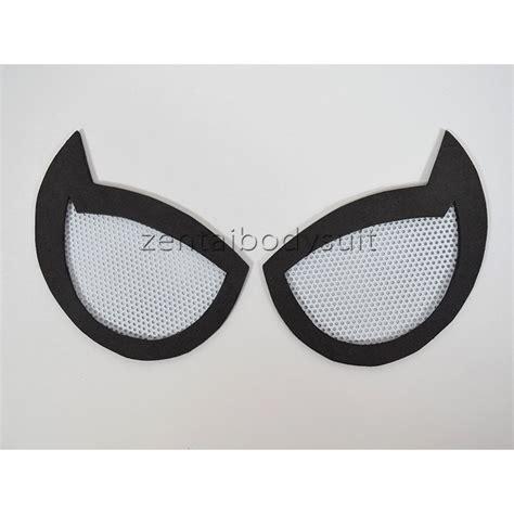 ultimate spider man costume lenses spiderman eyes