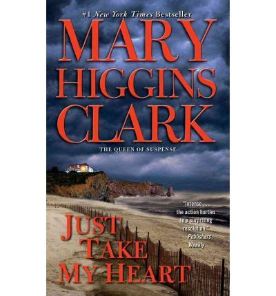 1416570861 just take my heart just take my heart mary higgins clark 9781416570875