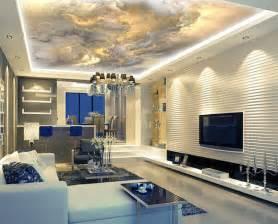 des id 233 es pour la d 233 coration de plafond moderne