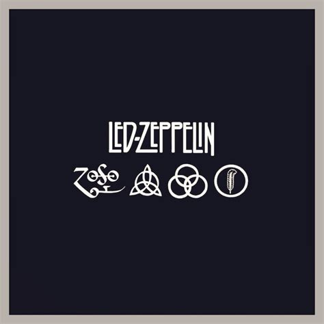 best 25 led zeppelin album covers ideas on