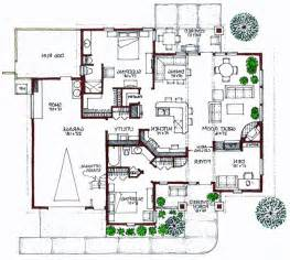 modern bungalow floor plans house plans and design contemporary bungalow house plans