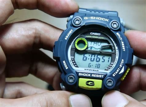 Casio Gshock G 7900 2dr casio g shock g 7900 2dr indowatch co id