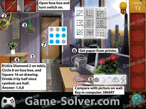 escape the room walkthrough in words escape room apartment 11 level 12 solver