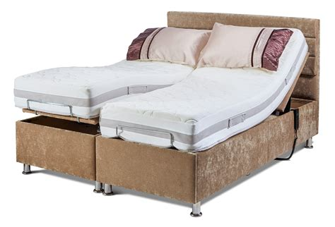 5 hton and foot adjustable bed shown with hton lyon and isobel headboards