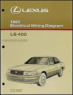 free download parts manuals 1990 lexus ls on board diagnostic system find 1993 lexus ls 400 wiring diagram manual original ls400 electrical schematic 93 motorcycle