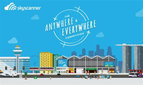 skyscanner launches campaign marketing interactive