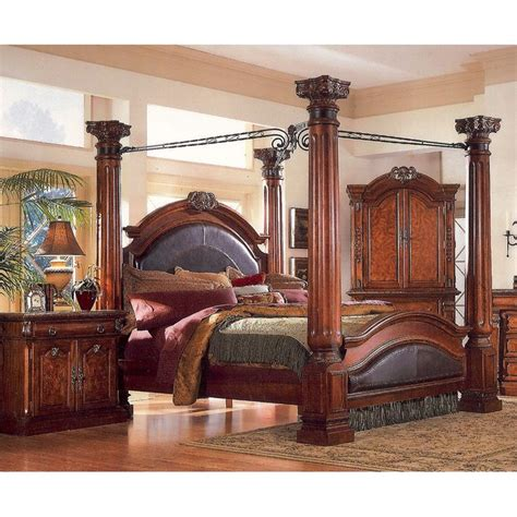 four poster queen bedroom set best 25 4 poster beds ideas on pinterest poster beds