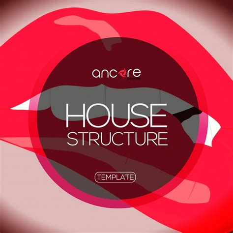 house music structure free logic pro house music project template logic x project by dawtemplates ancore