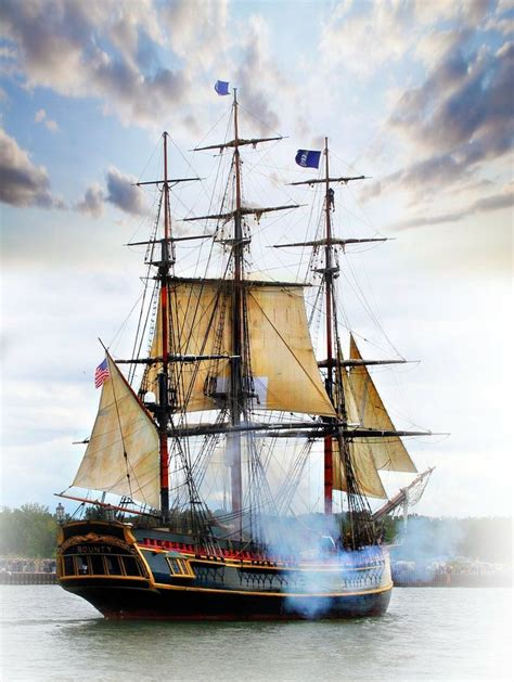 boat mechanic erie pa hms bounty that visited tall ships festival in erie pa