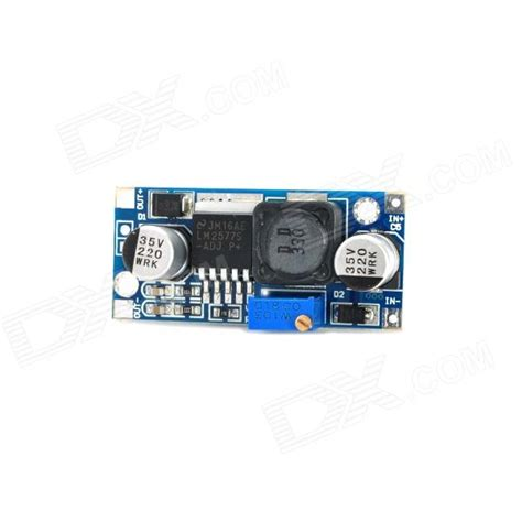 Lm2577s 12 2a 4 35v dc dc power supply step up module useful for arduinos sector67