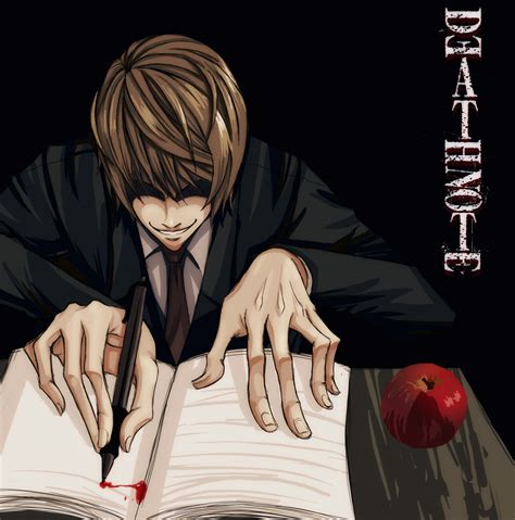 Yagami Light by Note Quotes Quotesgram