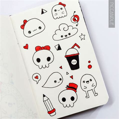 mini doodle sketch 17 best ideas about kawaii doodles on kawaii