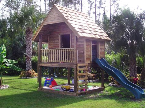 backyard clubhouse build a beautiful playhouse hgtv