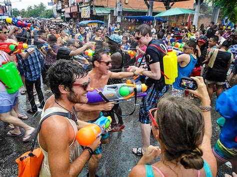 new year in thailand 2018 celebrate songkran 2018 and where will you get