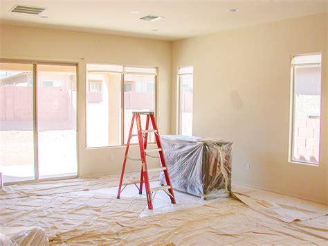 persiapan penting sebelum mengecat dinding rumah