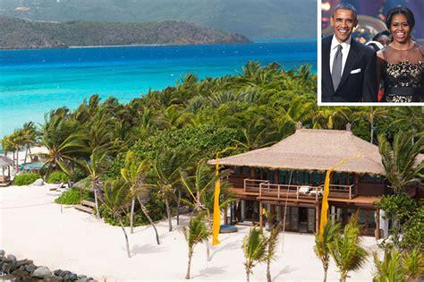 obama necker island president obama is on richard branson s island