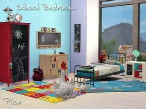 bedroom for 4 kids pilar s sims 4 kids bedroom sets