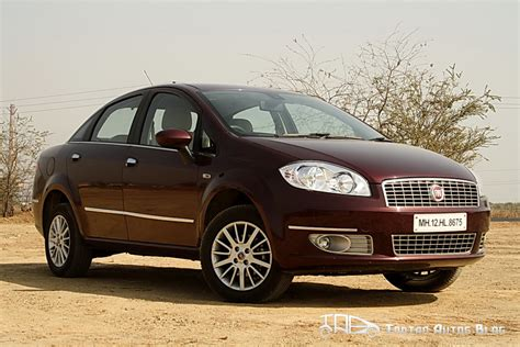 2012 Fiat Linea review Exterior Design