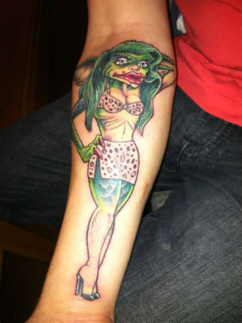 jinx proof tattoo greta the gremlin yelp