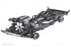 Truck 4 Wheel Drive Frame Stock Images Of Car Engines Components Suspensions