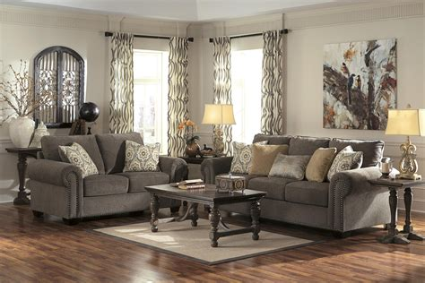 marlo furniture living room benchcraft emelen stationary living room group marlo