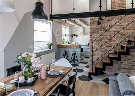 Decoration Style Industriel by Loft Scandinave Visite D 233 Co D 233 Coration Int 233 Rieure