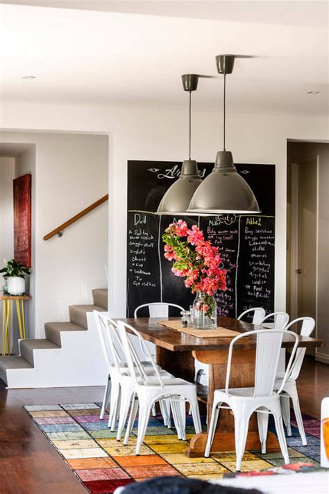 chalkboard kitchen wall ideas amazingly easy diy chalk board walls for your betterdecoratingbiblebetterdecoratingbible