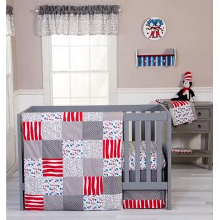 Dr Seuss Crib Bedding Sets Trend Lab Dr Seuss Cat And Things 3 Crib Bedding Set Baby Baby Bedding Baby Bedding
