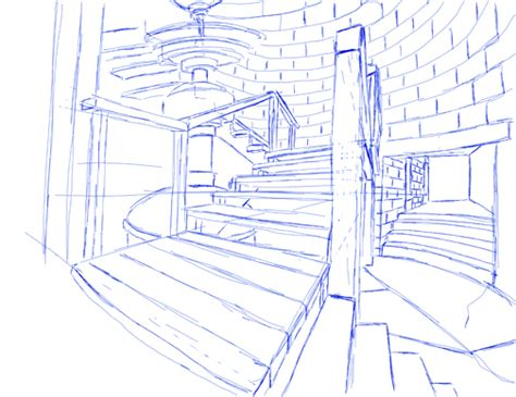 rough layout animation storyboarding project 1