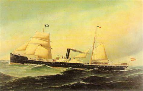 un barco zarpa a las 10am el mar y los barcos en la obra de valle incl 225 n el