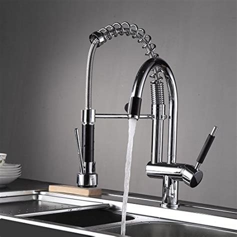 top 10 best commercial kitchen faucets with pull