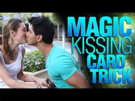 french kiss tutorial magic stewart edge s kissing magic trick tutorial doovi