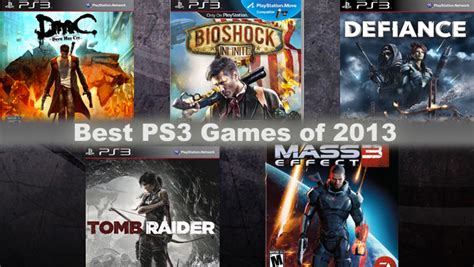best playstation 2013 new ps3 playstation a listly list