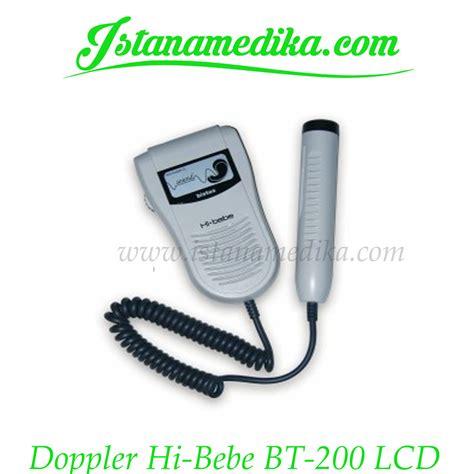 Dopler Lcd doppler hi bebe bt 200 lcd istana medika