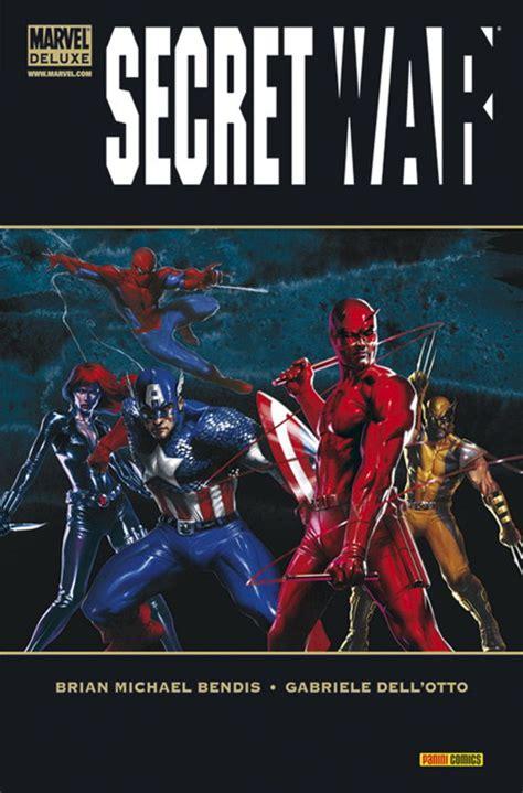 libro secret wars secret wars marvel deluxe secret war zona negativa