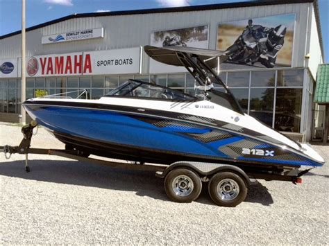 new yamaha boats for sale yamaha 212x 2017 new boat for sale in innisfil ontario