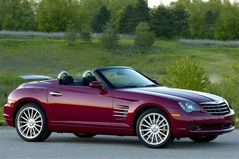 chrysler crossfire price when new 2007 chrysler crossfire reviews specs and prices cars