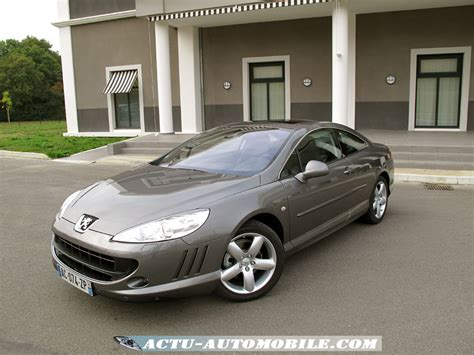peugeot sedan 2017 2017 peugeot 407 coupe car photos catalog 2018