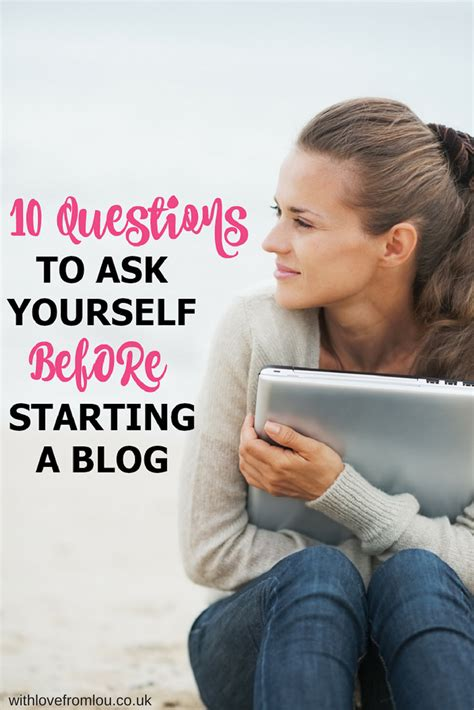 10 Questions To Ask Yourself Before Starting A Business by 10 Questions To Ask Yourself Before Starting A With