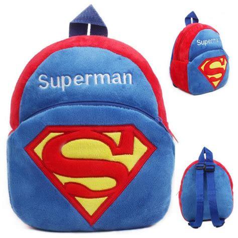 Tas Anak Karakter 1 tas sekolah anak karakter kartun superman blue jakartanotebook
