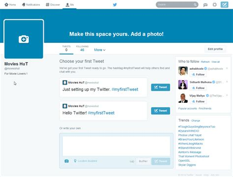 twitter account layout download twitter 2014 psd new re designed large header
