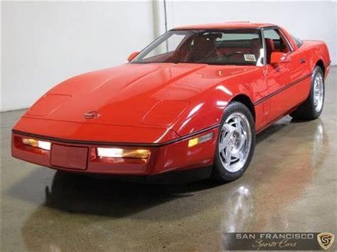 1990 chevrolet corvette zr1 for sale youtube