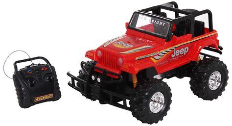 New Bright Rc Jeep New Bright Rc Jeep Scrambler