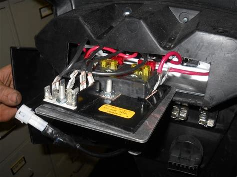 Command Center With Fuse Box For Can Am Commander By Emp
