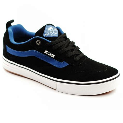 Sepatu Vans Kyle Walker vans kyle walker pro real black blue forty two